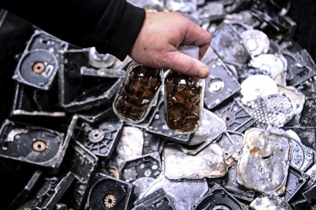 Spain's vast supplies of untapped rare minerals pit environmentalists against high-tech