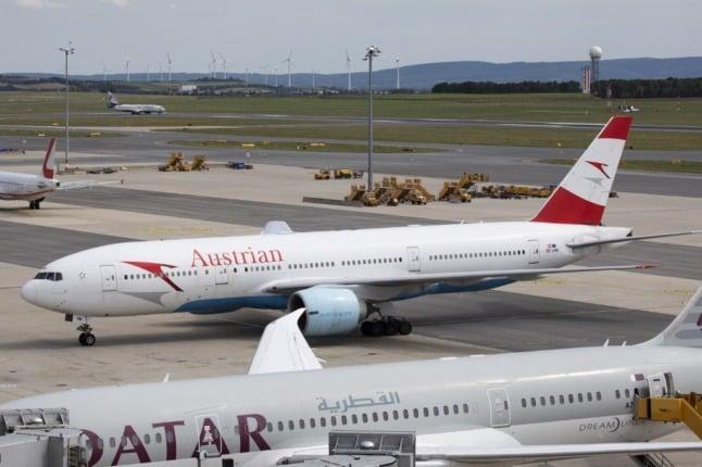 Covid-19: US now advises against travel to Austria