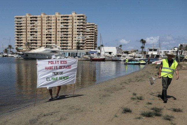 Mar Menor dead fish fiasco: Ecologists launch EU complaint over Spain's 'continued failures'