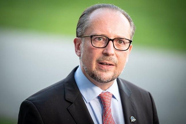 Who is Alexander Schallenberg, Austria's new leader?
