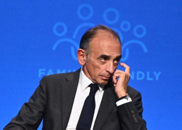 OPINION: Zemmour won't worry Macron, but he should worry France