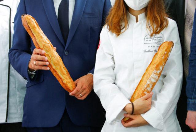 Champion Paris baguette maker allegedly shared extremist posts