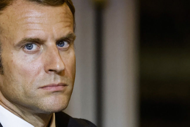 ANALYSIS: Why the risks for Macron's re-election bid are mounting