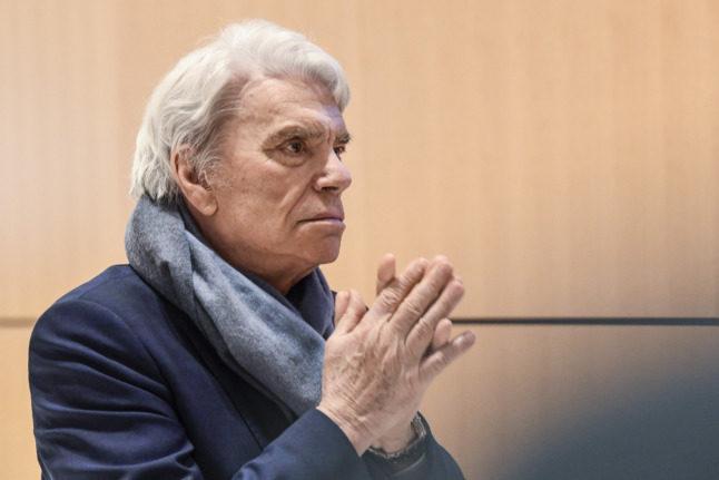 Scandal-hit French tycoon Bernard Tapie dies aged 78