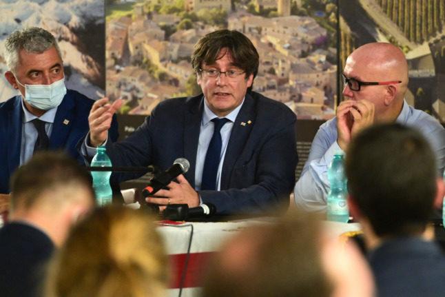Puigdemont arrest puts spotlight back on Catalan hardliners