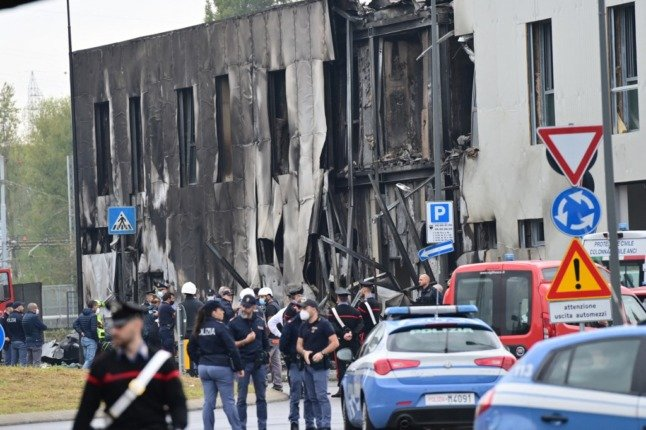 Romanian billionaire and seven others die in Milan plane crash