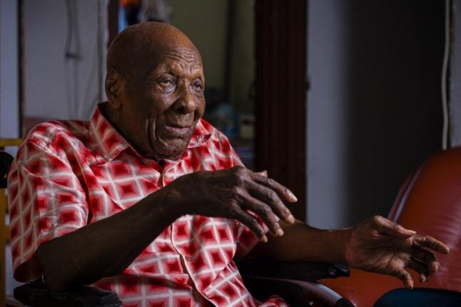 France's oldest man dies aged 112