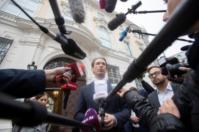 EXPLAINED: Just how much trouble is Austria's Chancellor Sebastian Kurz in?