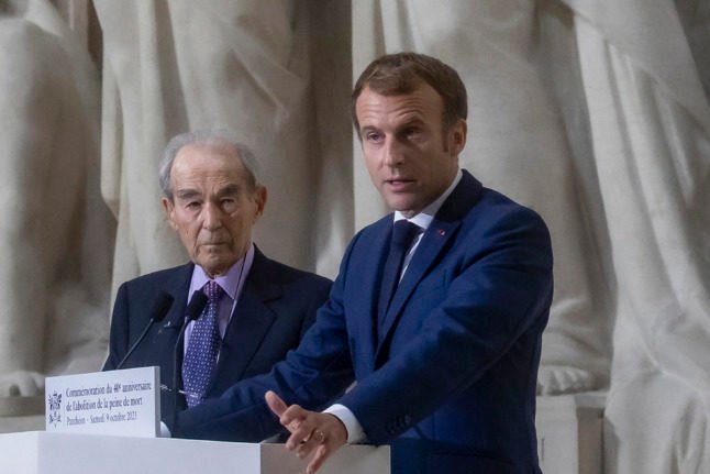 France marks 40 years since abolition of the death penalty