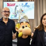 Draft 'Asterix' story revealed by French author's daughter