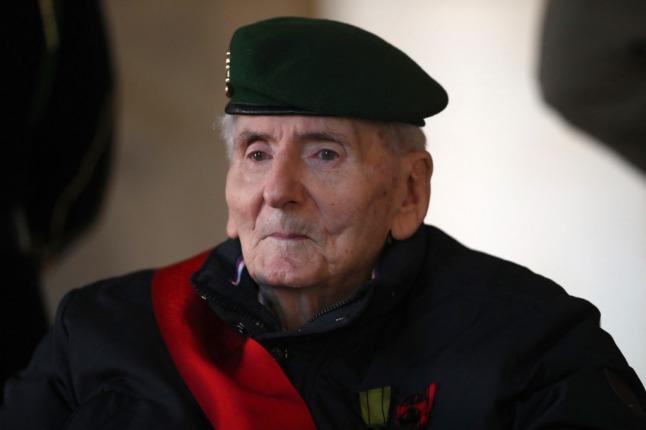 France's last surviving WWII Resistance hero dies aged 101