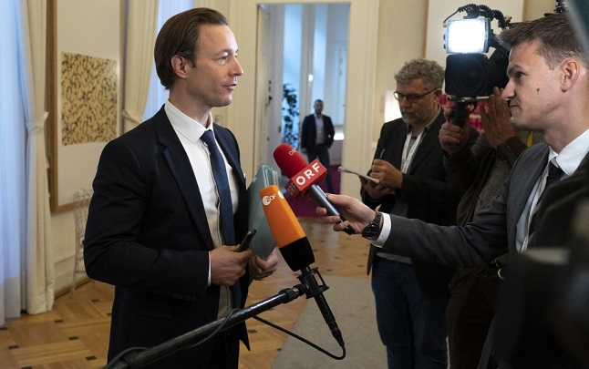 Austria announces 'post-crisis' budget with major tax reforms