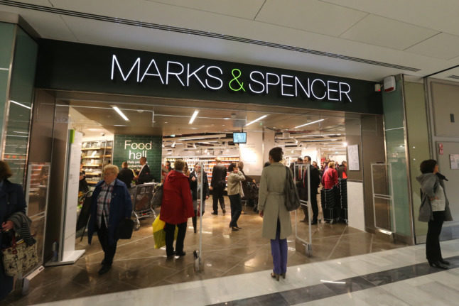 Marks & Spencer closures in France: Which stores are affected and when?