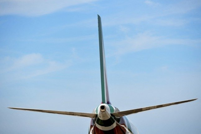 New Italian national airline ITA takes off amid Alitalia staff protests