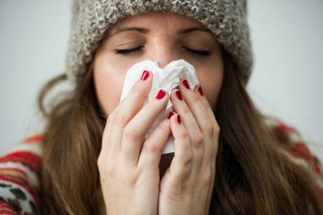German doctors warn of surge in common colds