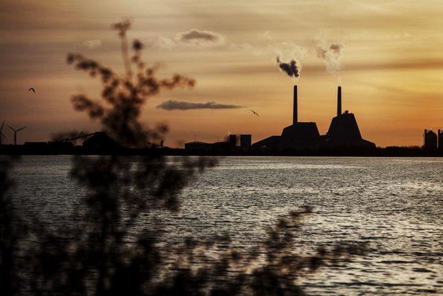 Denmark's energy prices hit highest level for nine years