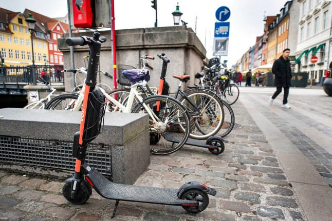 Electric rental scooters back in Copenhagen: These are the new rules