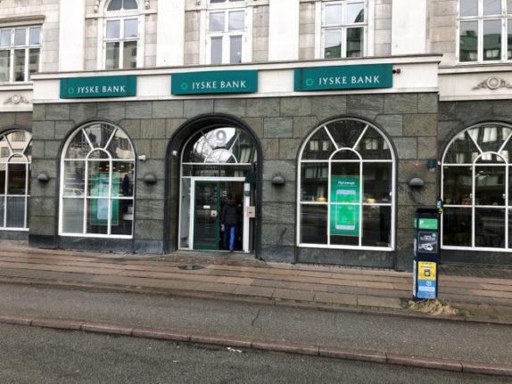 Denmark's Jyske Bank accepted unusual Paraguayan fortune: Pandora papers