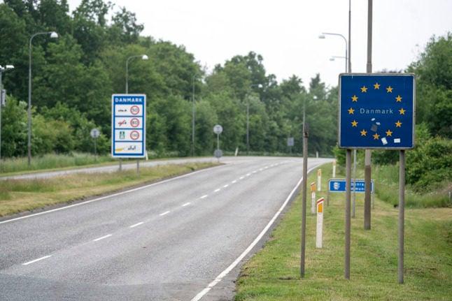 Denmark extends border controls into 2022
