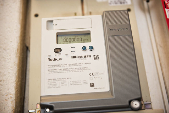 Why are electricity prices increasing in Denmark?
