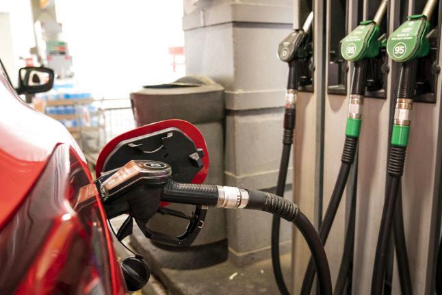 Danish fuel prices at highest-ever level