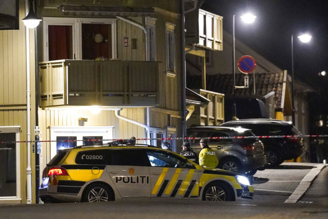 Danish citizen charged with deadly Kongsberg attack