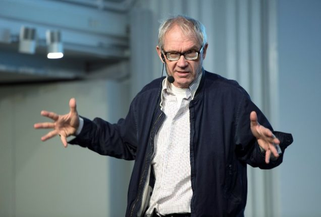 Who was Swedish artist Lars Vilks, and what do we know about the accident that killed him?