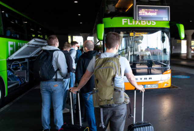 Germany's Flixbus snaps up US bus icon Greyhound