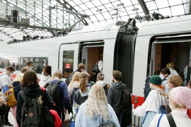 German rail operator Deutsche Bahn set to raise ticket prices
