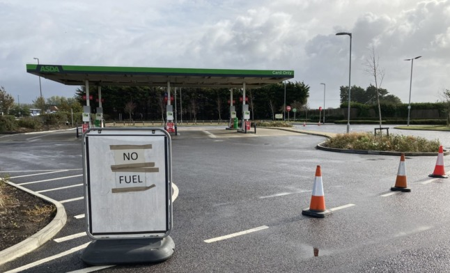 Could Germany see a fuel supply crisis like the UK?