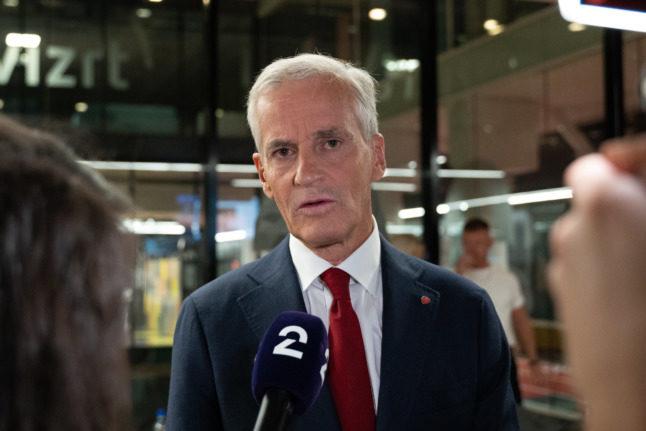Norway's new cabinet includes majority women and Utøya survivors