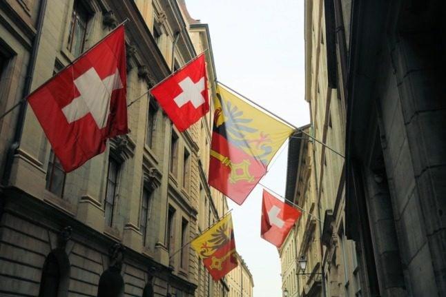 Why is Switzerland called Switzerland?