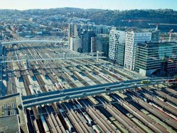Train link between Oslo and Gothenburg returns