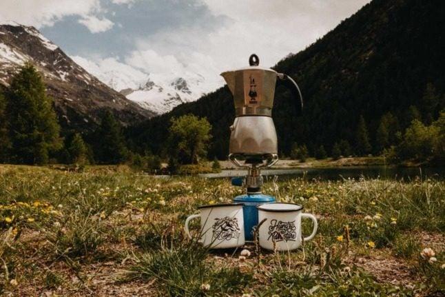 How to drink coffee like the Swiss