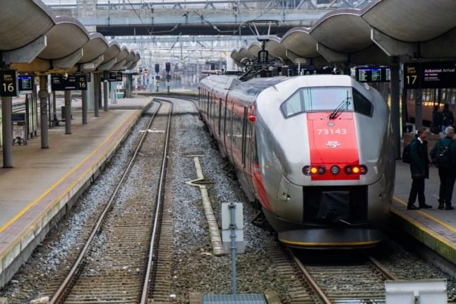 Train service between Oslo and Stockholm set to resume