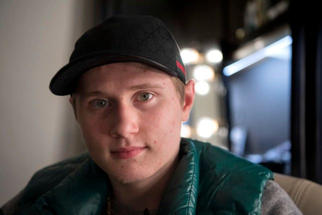 19-year-old Swedish rapper Einár shot dead in Stockholm