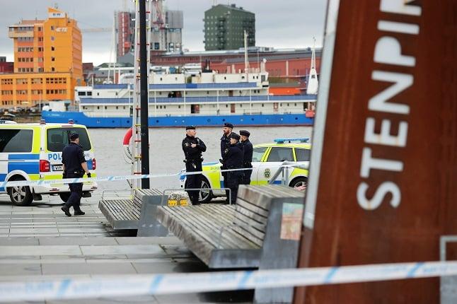 Gothenburg apartment blast suspect found dead