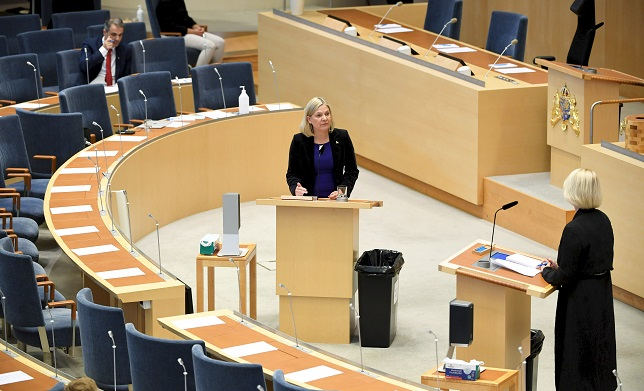 Swedish budget: Will the government be able to pass its proposals?