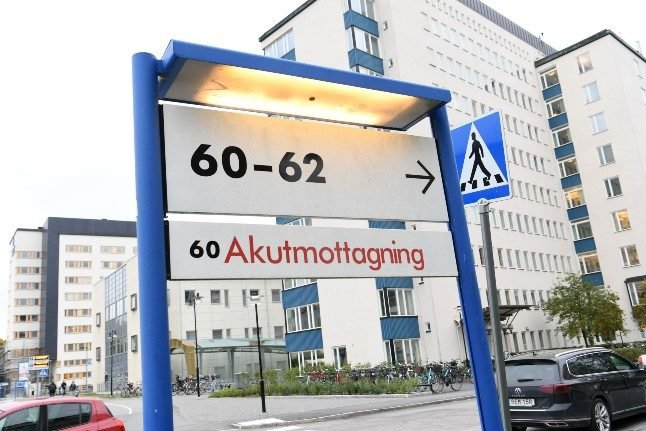 Uppsala hospital faces record fine for 'serious flaws' in emergency department